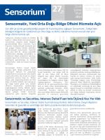 14/03/2014 Sensormatic, Yeni Orta Doğu Bölge Ofisini Hizmete Açtı