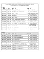 2014-2015 Güz yarıyılı bütünleme sınav