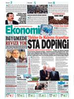 2014 - Ekonomi Gazetesi
