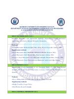course cont - Bayburt Üniversitesi