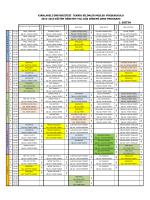 II.Eğitim Ders Programı - Teknik Bilimler Meslek Yüksekokulu