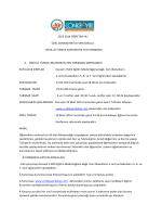 Türkçe-Matematik-Fen Yarışması Hakkında