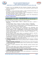2014-2015 bedensel engelliler (yüzme)