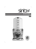 SHB 3082 BLENDER - produktinfo.conrad.com