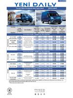 (20140805 Iveco A\360ustos ay\375 Tavsiye edilen Fiyat