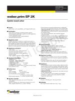 weber.prim EP 2K