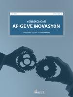 Yeni Ekonomi Ar-Ge ve İnovasyon [PDF]