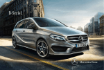 Yeni B-Serisi Broşür - Mercedes-Benz