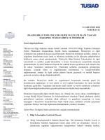 2014-2018 Bilgi Toplumu Stratejisi ve Eylem Planı Taslağı