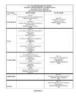 09:15-12:00 13:15-16:00 29.09.2014