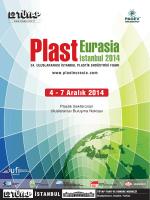 istanbul 2014 - Plast Eurasia