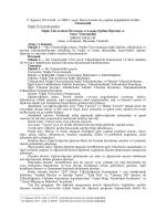 17 Ağustos 2014 tarih ve 29091 sayılı Resmi Gazete ile yapılan