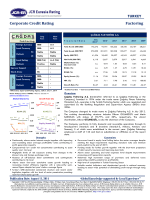 TURKEY Corporate Credit Rating Factoring