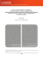 Dosyayı İndir - Atılım Üniversitesi Açık Erişim Sistemi