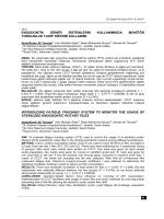 Sözlü Sunumlar - Türk Dişhekimleri Birliği