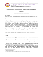 journal of language and lınguıstıc studıes