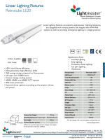 Retrotube LE20 datasheet eng