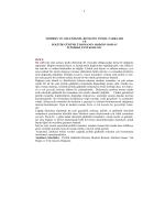 İndir (PDF, 330KB) - Prof. Dr. Sabri Eyigün Germanist / Sosyolog