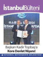 Eylül 2014 - İstanbul Büyükşehir Belediyesi
