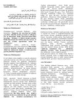 """""""Web Style Sheets"""" Kavramı ve CSS (Cascading Style Sheets"""