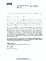 YK Faaliyet Raporu - İş Girişim Sermayesi