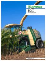 BiG X KATALOG - SKALA | KRONE GmbH