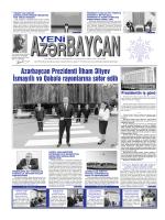 Азярбайъан Президенти Илщам Ялийев Исмайыллы вя Гябяля