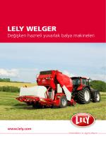 LELY WELGER