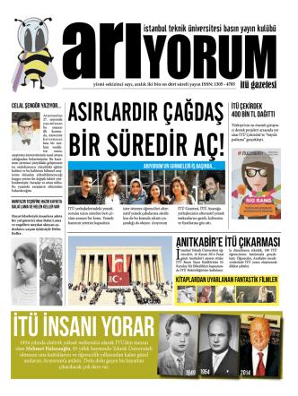 asırlardır çağdaş - İTÜ Arıyorum Gazetesi
