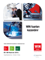 05-08 Haziran 2014 - World of Industry