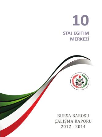 10.bölüm - staj eğitim merkezi