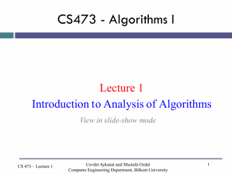 Academic presentation for college course (globe
