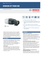 dınıon ıp 7000 hd - Bosch Security Systems