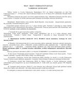 TRAP - Türkiye Atıcılık ve Avcılık Federasyonu