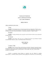 Ü.Ü Sosyal Bilimler Enstitüsü Tez Yazım Yönergesi [PDF]