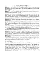 Çift Anadal Programı (ÇAP) - Gebze Yüksek Teknoloji Enstitüsü