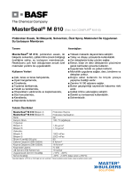 MasterSeal® M 810