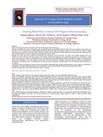 Treating Renal Pelvic Stones with Rigid Ureterorenoscopy
