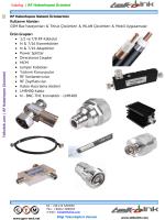 Telkolink   RF Haberleşme Ürünleri
