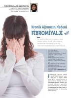 FİBROMİYALJİ - Turgut Özal Üniversitesi Hastanesi