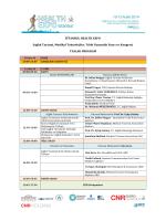 İSTANBUL HEALTH EXPO Sağlık Turizmi, Medikal Teknolojiler