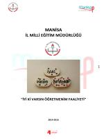 manisa il milli eğitim müdürlüğü