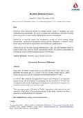 Biomass Conversion Processes