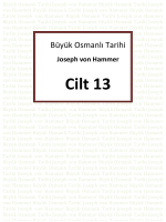 Büyük Osmanlı Tarihi 13.Cilt