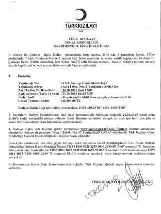 2 i SılıiifcoNUluII - Ankara Ticaret Odası