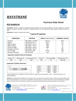 R210A85UV - Ultrapolymers