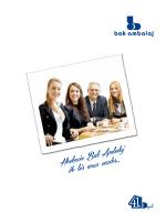 E-Katalog - Bak Ambalaj