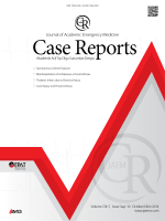 Journal of Academic Emergency Medicine Case Reports