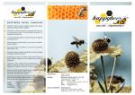 Happybees arıcılık ekipmanları broşürü