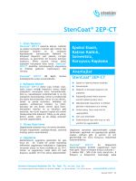StenCoat® 2EP-CT